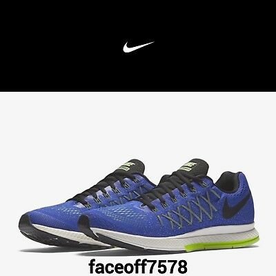 8a8a61ff65b NIKE AIR ZOOM Pegasus 32 Running Shoe 749340-407 - UK Size 8 - EUR ...