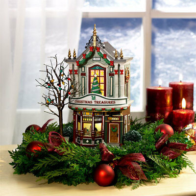 Department 56 - Christmas Treasures