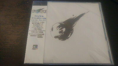 FINAL FANTASY  REUNION TRACKS CD Miya Records