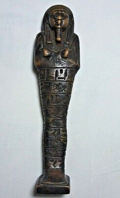 ANCIENT EGYPTIAN ANTIQUE USHABTI Statue Tomb Ushabti 2631-2590 BC