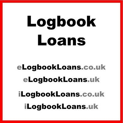Logbook Loans Domain Names | Both .co.uk and .uk included