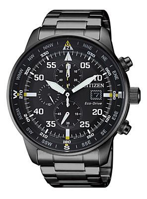 Citizen Herrenuhr CA0695-84E Chronograph, Eco-Drive, Garantie