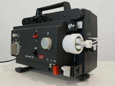 Telecine Transfer Elmo K-110 Dual 8 Super 8 and regular 8 Video Transfer System