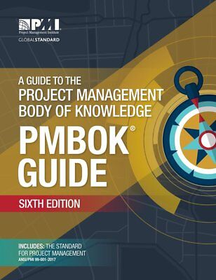 A Guide to the Project Management Body of Knowledge 6th Edition | PDF Version
