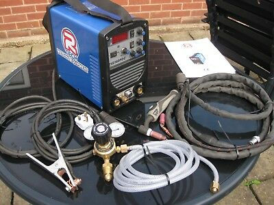 R Tech 160PDC Tig Welder