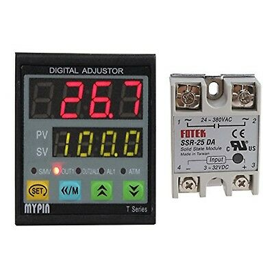 MYPIN® Universal Digital TD4-SNR PID Temperature Controller with Relay DIN /1...