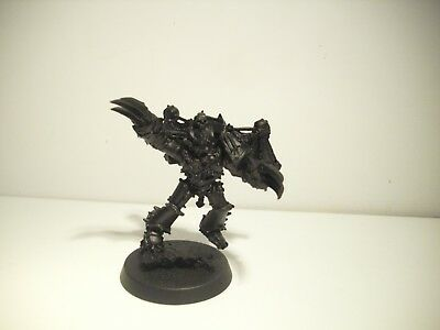 Warhammer 40k / Chaos Space Marines / Night Lords Chaos Lord mit Sprungmodul