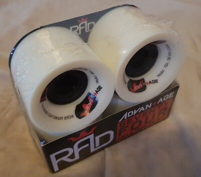 RAD Advantage 74 mm Longboard Wheels NEU + OVP 78A / 58mm Contact