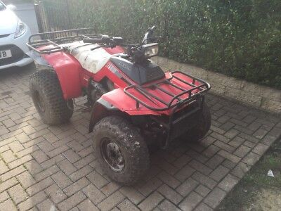 HONDA TRX 250 1980s SPARES OR REPAIRS RESTORATION PROJECT