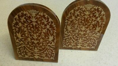 Sorrento Ware bookends