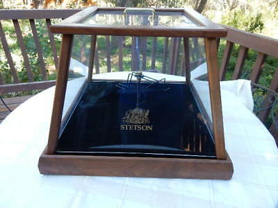 Stetson Hat Display Case –- Used -- Limited Edition of 500