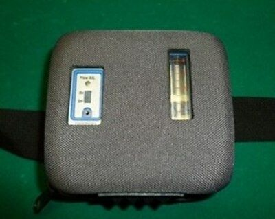 Protective CV case for BDX II Air Monitoring Pump