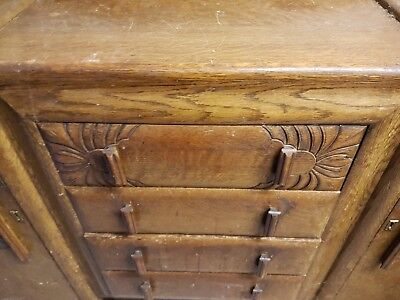 Antique Vintage Sideboard Restoration