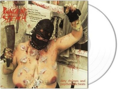 PUNGENT STENCH - Dirty Rhymes And Psychotronic Beats [WHITE] (LP)