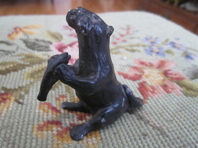 Cast Iron Sea Otter Animal Miniature