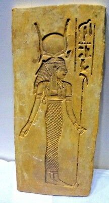 RARE ANCIENT EGYPTIAN ANTIQUE OSIRIS Stela 1600-1550 BC