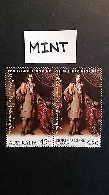 No-1--1996- CHRISTMAS  ISLAND -JOINT  ISSUE WITH  AUST;  -MINT -MNH-A1