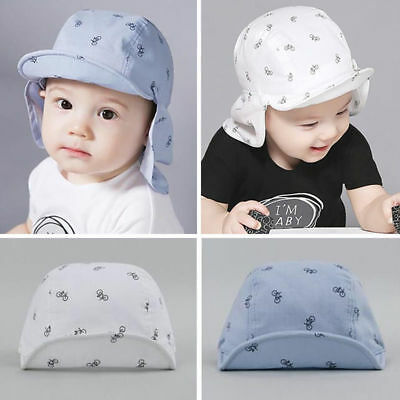 Kids Baby Boy Toddler Newborn Sunhat Beret Summer Baseball Hat Cap Bonnet Basket