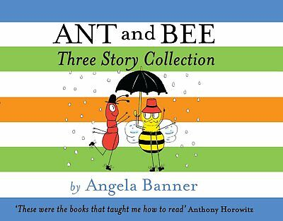 Ant and Bee Three Story Collection, Banner, Angela, Excellent
