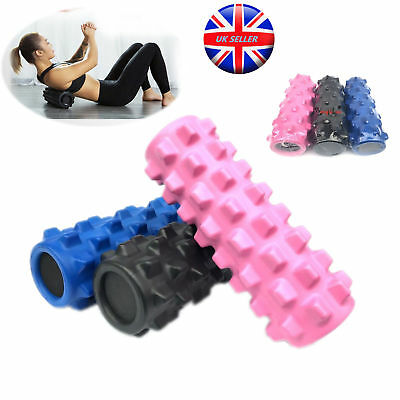 Physico Foam Roller Trigger Point & Deep Tissue  Massage Muscle Roller Yoga Gym
