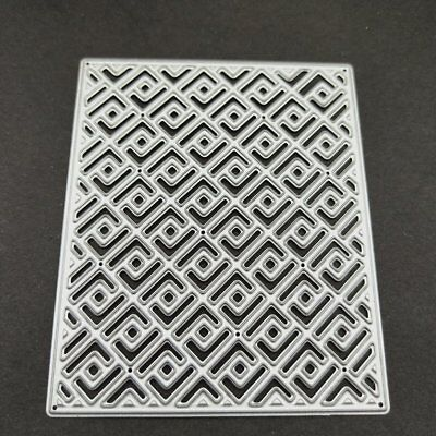DIY Album Card Making Tool Puzzle Carbon Steel Knife Mold Et-561 U2