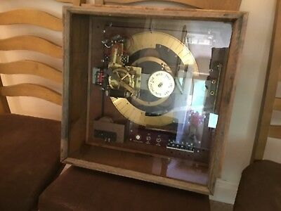 SYNCHRONOME MASTER PROGRAMMERS CLOCK - Antique time keeper