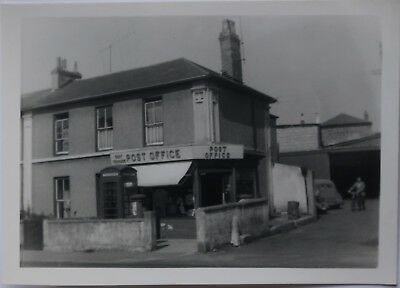 Cornwall Post Office Original Photograph 1960 Penzance  East Terrace  Cornwall
