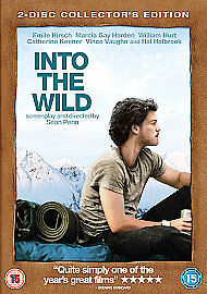 Into the Wild [DVD] [2007], in Good Condition, Emile Hirsch, Marcia Gay Harden,
