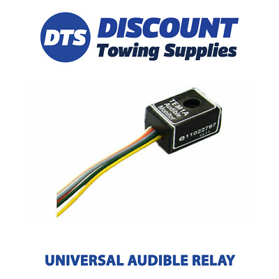 Motorhome Towbar Electric Audible Buzzer Warning Relay For Indicators