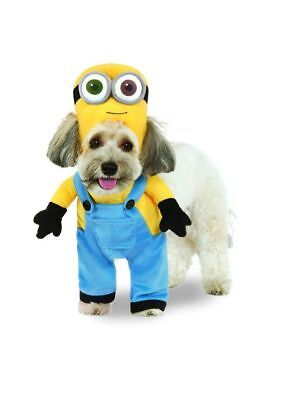 Minion Bob Dog Halloween Costume Despicable Me Rubies Size Small