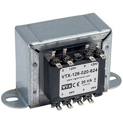 Vigortronix VTX-126-020-624 Chassis Mains Transformer 20VA 0-24V