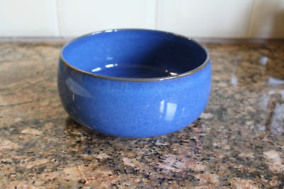 """Denby - Midnight - Open 7"""" Serving Bowl - Excellent Condition"""