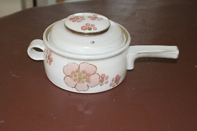 Denby - Gypsy - 2 Pint Lidded Casserole Pot With Long Handle & Looped Handle Exc