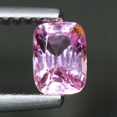 0.67 Cts_Glittering Great Luster_100 % Natural Unheated Burmesh Pink Spinel