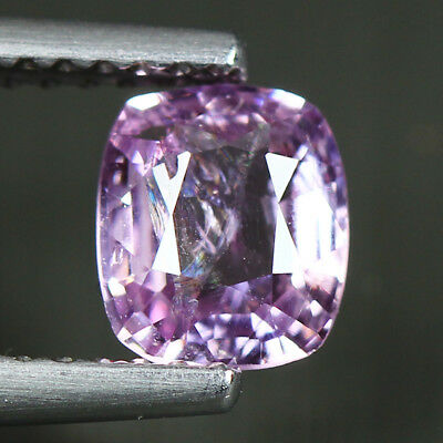 0.88 Cts_Glittering Great Luster_100 % Natural Unheated Burmesh Pink Spinel
