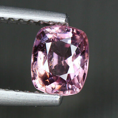 0.90 Cts_Glittering Great Luster_100 % Natural Unheated Burmesh Pink Spinel