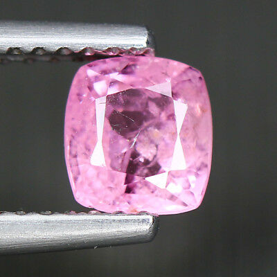 0.87 Cts_Glittering Great Luster_100 % Natural Unheated Burmesh Pink Spinel