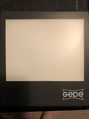 "GEPE LED Light Panel 5X4 G-2001 G2001 5""x4"""