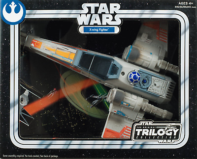 Star Wars Trilogy Collection X Wing Fighter Hasbro