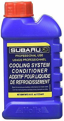 Genuine Subaru Cooling System Conditioner Add To Coolant Head Gasket Maintenance