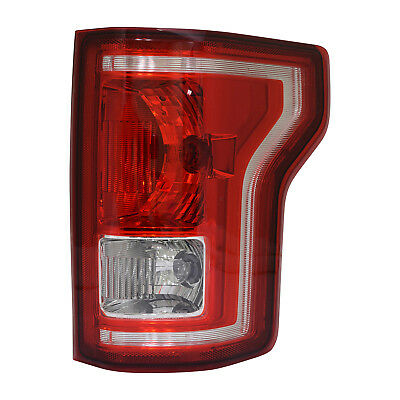 FO2801239N New Replacement Passenger Side Bulb Type Tail Lamp Assembly