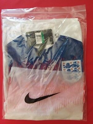 England Football Training Top T-Shirt World Cup 2018 Nike XL Brand New Sealed