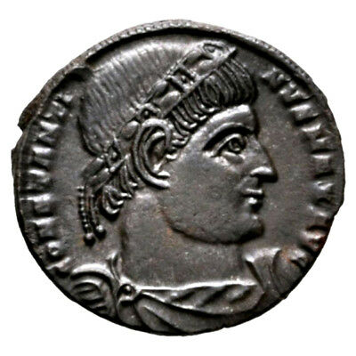 CONSTANTINE THE GREAT (330-335 AD) Ae3 Follis, Arles #RB 433