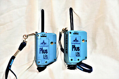 Pocket Wizard Plus - Transmitter and Receiver Together