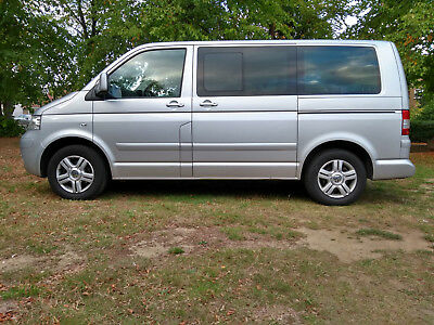 Volkswagen Caravelle T5 2.5 Se Tdi Pd 174 Bhp 7 Seater Manual