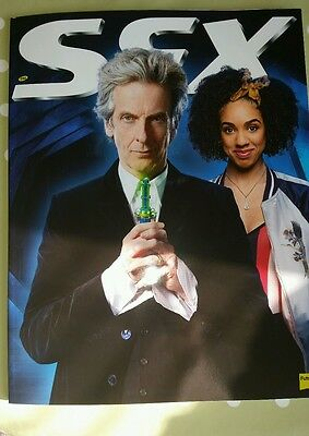 Rare Sfx Magazine Issue 286 Doctor Who & Bill Cover