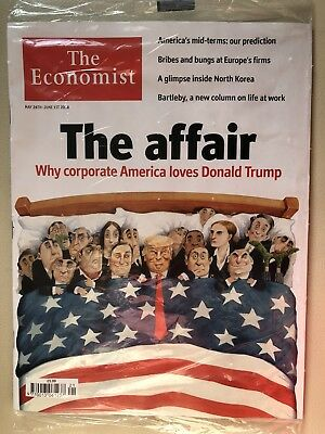 The Economist Magazine Issue May 26 - June 1 2018 New
