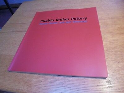 Pueblo Indian Pottery Large Illustrated Book By Francis Harlow & Jack Silverman