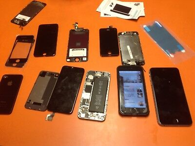 Apple iPhone PARTS!!!!! 6 - 16GB - Space Gray (AT&T) A1549 (GSM)STORAGE AUCTION