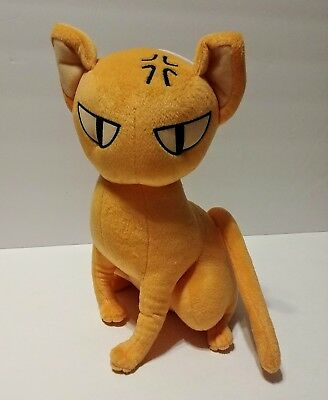 "12"" Fruits Basket Sohma Kyo Plush Animal Anime Stuff Cat Doll with tag 2004"
